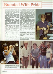 Memorial High School - Reata Yearbook (Houston, TX) online yearbook collection, 1981 Edition, Page 10