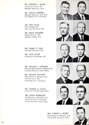 Memphis University School - Owl Yearbook (Memphis, TN) online yearbook collection, 1961 Edition, Page 14