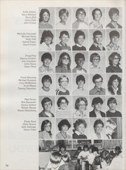 Mendon Union High School - Clipper Yearbook (Mendon, OH) online yearbook collection, 1984 Edition, Page 30