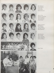 Mendon Union High School - Clipper Yearbook (Mendon, OH) online yearbook collection, 1984 Edition, Page 35 of 112