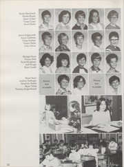 Mendon Union High School - Clipper Yearbook (Mendon, OH) online yearbook collection, 1984 Edition, Page 36