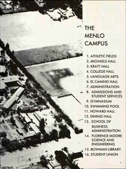 Menlo College - Enterprise Yearbook (Atherton, CA) online yearbook collection, 1975 Edition, Page 11 of 112
