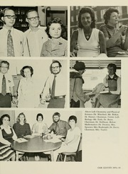 Meredith College - Oak Leaves Yearbook (Raleigh, NC) online yearbook collection, 1976 Edition, Page 37