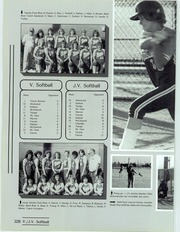 Mesa High School - Superstition Yearbook (Mesa, AZ) online yearbook collection, 1986 Edition, Page 222