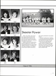 Mesquite High School - Mesquite O Yearbook (Mesquite, TX) online yearbook collection, 1986 Edition, Page 57