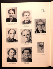 Methodist Kahler School of Nursing - Link Yearbook (Rochester, MN) online yearbook collection, 1955 Edition, Page 10