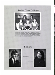 Miami High School - Eagle Yearbook (Amoret, MO) online yearbook collection, 1974 Edition, Page 14 of 126