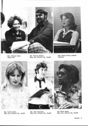 Middlesex High School - Chanticleer Yearbook (Saluda, VA) online yearbook collection, 1977 Edition, Page 11 of 140