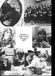Middlesex High School - Chanticleer Yearbook (Saluda, VA) online yearbook collection, 1977 Edition, Page 3