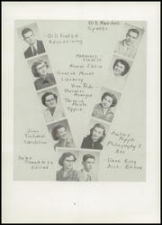 Page 10, 1952 Edition, Midvale High School - Midhian Yearbook (Midvale, OH) online yearbook collection
