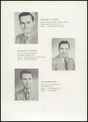 Page 13, 1952 Edition, Midvale High School - Midhian Yearbook (Midvale, OH) online yearbook collection