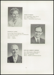 Page 14, 1952 Edition, Midvale High School - Midhian Yearbook (Midvale, OH) online yearbook collection