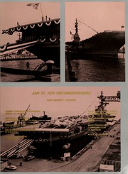 Midway (CV 41) - Naval Cruise Book online yearbook collection, 1987 Edition, Page 9