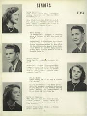 Midway High School - Echo Yearbook (Midway, KY) online yearbook collection, 1953 Edition, Page 14