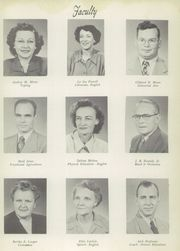 Midwest City High School - Bomber Yearbook (Midwest City, OK) online yearbook collection, 1951 Edition, Page 7