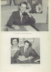 Midwest City High School - Bomber Yearbook (Midwest City, OK) online yearbook collection, 1951 Edition, Page 9