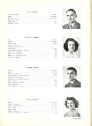 Milford High School - Trojanette Yearbook (Milford, IN) online yearbook collection, 1945 Edition, Page 13