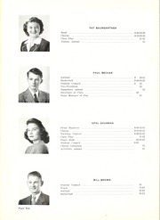 Milford High School - Trojanette Yearbook (Milford, IN) online yearbook collection, 1945 Edition, Page 14 of 84