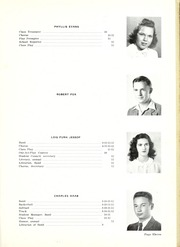 Milford High School - Trojanette Yearbook (Milford, IN) online yearbook collection, 1945 Edition, Page 15