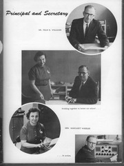 Millbrook High School - Laurel Yearbook (Raleigh, NC) online yearbook collection, 1961 Edition, Page 8