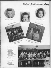 Millbrook High School - Laurel Yearbook (Raleigh, NC) online yearbook collection, 1961 Edition, Page 9 of 106
