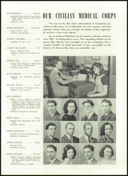 Miller High School - Warrior Yearbook (Detroit, MI) online yearbook collection, 1941 Edition, Page 17