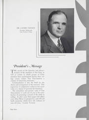 Page 11, 1933 Edition, Millersville University - Touchstone Yearbook (Millersville, PA) online yearbook collection