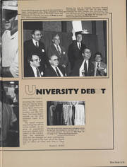 Page 9, 1984 Edition, Millersville University - Touchstone Yearbook (Millersville, PA) online yearbook collection