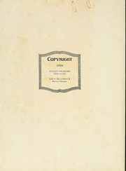 Page 6, 1926 Edition, Milligan College - Buffalo Yearbook (Elizabethton, TN) online yearbook collection