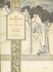 Page 7, 1926 Edition, Milligan College - Buffalo Yearbook (Elizabethton, TN) online yearbook collection