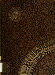 Milligan College - Buffalo Yearbook (Elizabethton, TN) online yearbook collection, 1938 Edition, Cover
