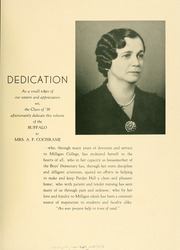 Page 11, 1938 Edition, Milligan College - Buffalo Yearbook (Elizabethton, TN) online yearbook collection