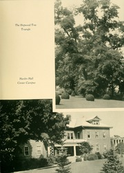 Page 13, 1938 Edition, Milligan College - Buffalo Yearbook (Elizabethton, TN) online yearbook collection