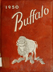 Milligan College - Buffalo Yearbook (Elizabethton, TN) online yearbook collection, 1950 Edition, Cover