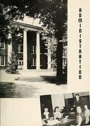Page 11, 1950 Edition, Milligan College - Buffalo Yearbook (Elizabethton, TN) online yearbook collection