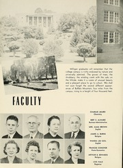 Page 14, 1950 Edition, Milligan College - Buffalo Yearbook (Elizabethton, TN) online yearbook collection