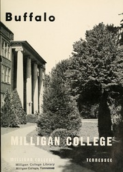 Page 7, 1950 Edition, Milligan College - Buffalo Yearbook (Elizabethton, TN) online yearbook collection