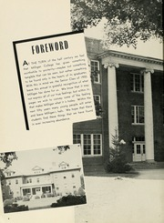 Page 8, 1950 Edition, Milligan College - Buffalo Yearbook (Elizabethton, TN) online yearbook collection