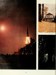 Page 12, 1973 Edition, Milligan College - Buffalo Yearbook (Elizabethton, TN) online yearbook collection
