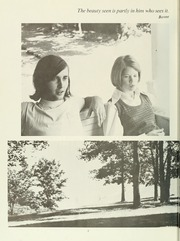 Page 6, 1973 Edition, Milligan College - Buffalo Yearbook (Elizabethton, TN) online yearbook collection