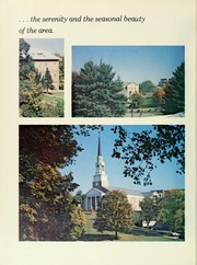 Page 8, 1974 Edition, Milligan College - Buffalo Yearbook (Elizabethton, TN) online yearbook collection