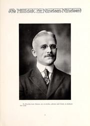 Page 9, 1919 Edition, Millikin University - Millidek Yearbook (Decatur, IL) online yearbook collection