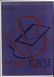 Mills College - Mills Crest Yearbook (Oakland, CA) online yearbook collection, 1943 Edition, Cover