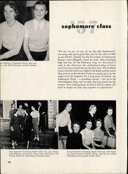 Mills College - Mills Crest Yearbook (Oakland, CA) online yearbook collection, 1955 Edition, Page 48