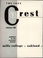 Mills College - Mills Crest Yearbook (Oakland, CA) online yearbook collection, 1955 Edition, Page 8
