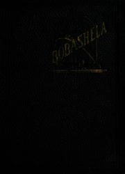 Millsaps College - Bobashela Yearbook (Jackson, MS) online yearbook collection, 1924 Edition, Cover