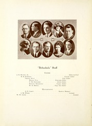 Page 10, 1924 Edition, Millsaps College - Bobashela Yearbook (Jackson, MS) online yearbook collection