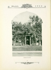 Page 16, 1924 Edition, Millsaps College - Bobashela Yearbook (Jackson, MS) online yearbook collection