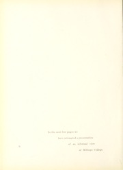 Page 12, 1937 Edition, Millsaps College - Bobashela Yearbook (Jackson, MS) online yearbook collection