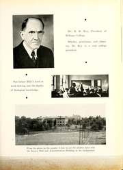Page 17, 1937 Edition, Millsaps College - Bobashela Yearbook (Jackson, MS) online yearbook collection